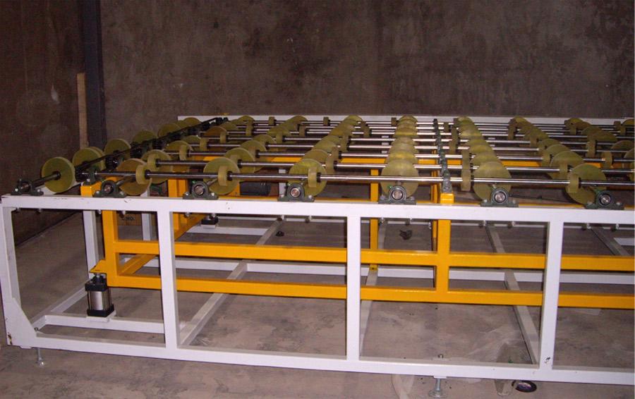 千亿国际_玻璃自动生产线组件